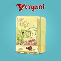 VERGANI Pralinky Palermo - Coffee