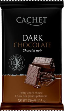 CACHET Horká čokoláda 54%