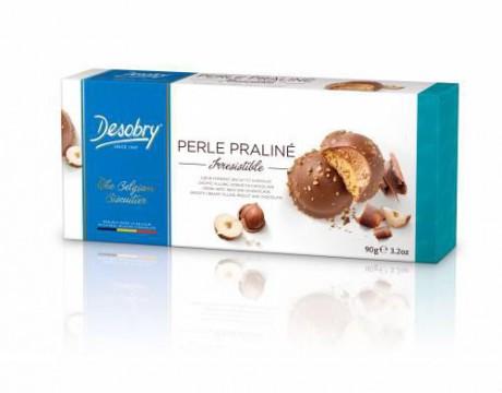 DESOBRY - Perle Praline Irresistible 90g