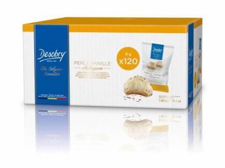 DESOBRY - FOOD Box Perle Vanille Madagascar 9g