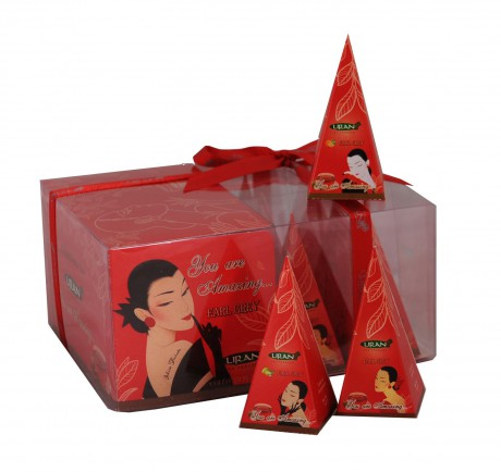 LIRAN - Pyramid Box - Are you Amazing
