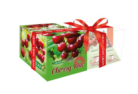 LIRAN - Pyramid Box - Cherry Kiss