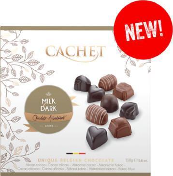 CACHET Dezert Mix Golg