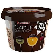 TORRAS čokoládové Fondue